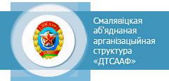 Смалявіцкая аб'яднаная арганізацыйная структура «ДТСААФ»